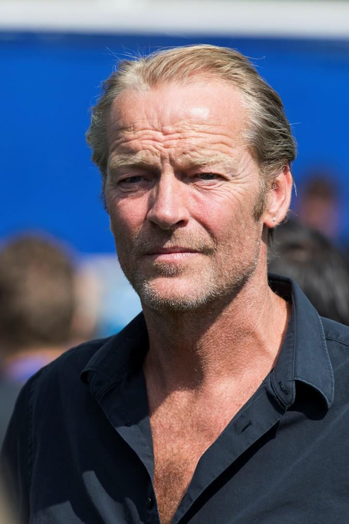 Ian Glen, attore britannico visto in Game of Thrones