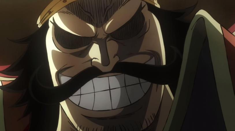 One Piece Gold Roger