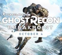 Banner promozionale di Ghost Recon Breakpoint
