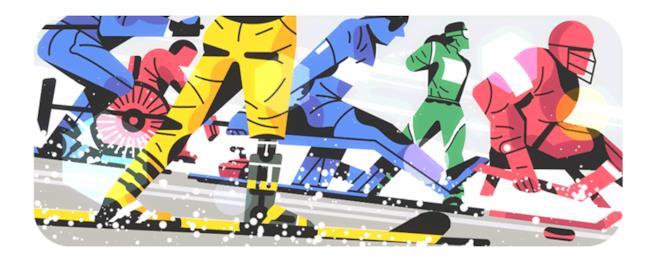 Google Doodle di oggi 9 marzo
