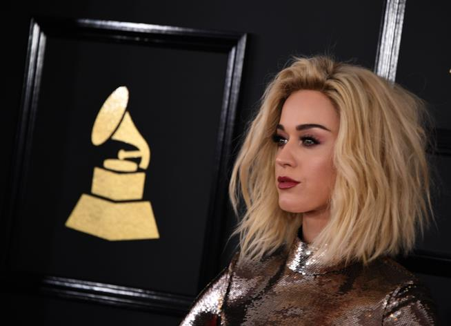 Katy Perry ai Grammy Awards 2017