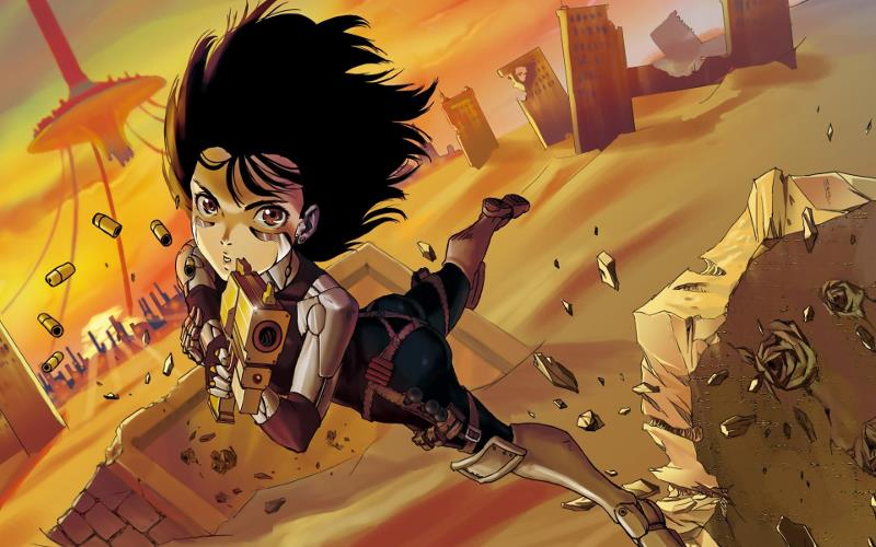 Battle Angel Alita protagonista