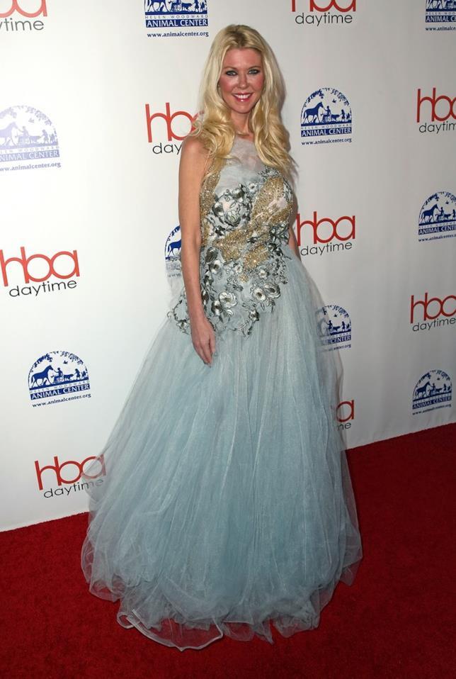 Tara Reid al Daytime Hollywood Beauty Awards
