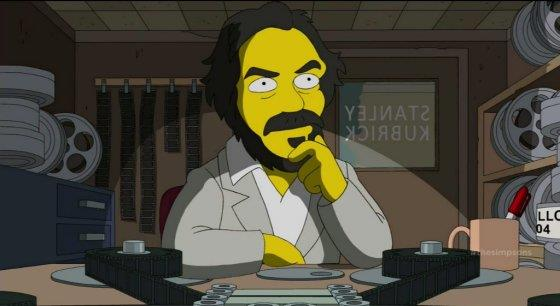 Stanley Krubic nei Simpson