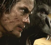 Alexander Skarsgård in un'immagine promozionale di The Legend of Tarzan