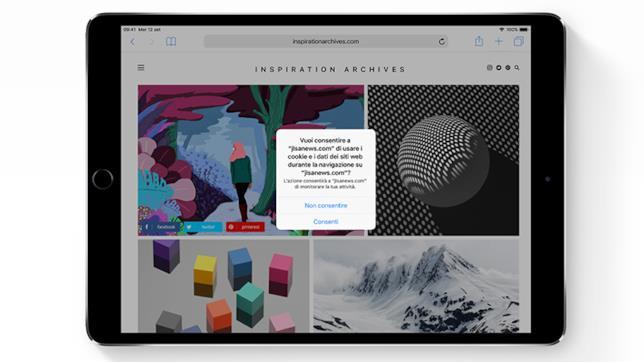Safari iOS 12