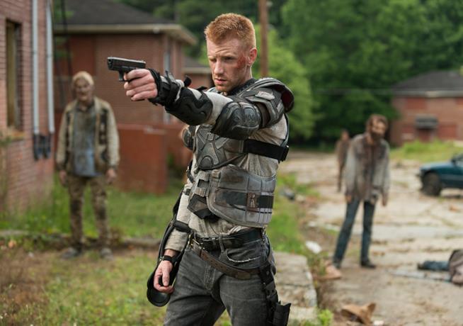 The Walking Dead, l'attore Daniel Newman fa coming out