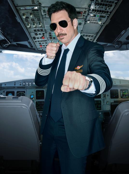 Tutti i personaggi di LA to Vegas in una gallery, la nuova comedy in arrivo su FOX sulla compagnia aerea low cost. Guarda le foto