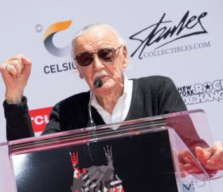 Stan Lee Causa da 1 miliardo