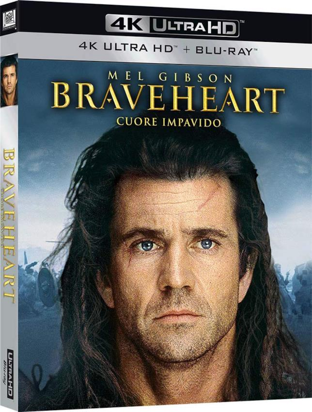 Braveheart - Cuore impavido - 4K Ultra HD