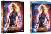 Captain Marvel Home Video