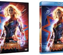 Captain Marvel Home Video