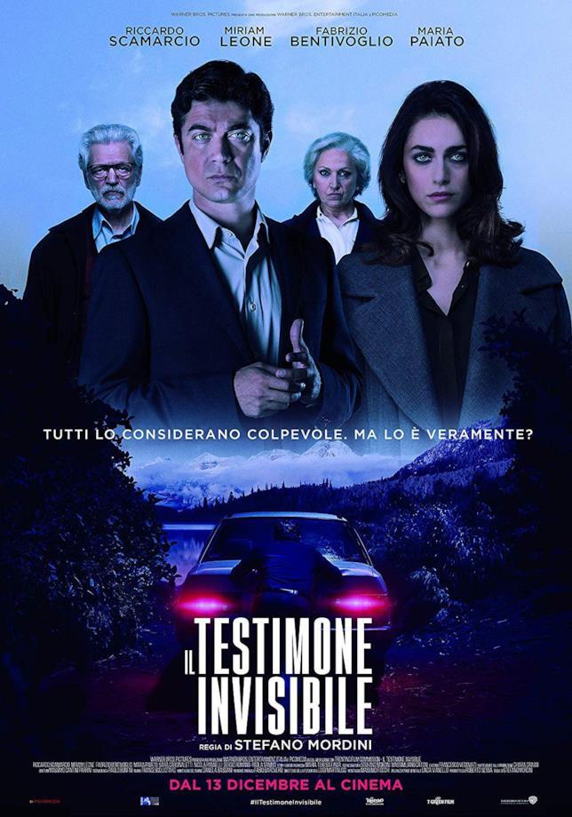 Il testimone invisibile - Home Video - DVD