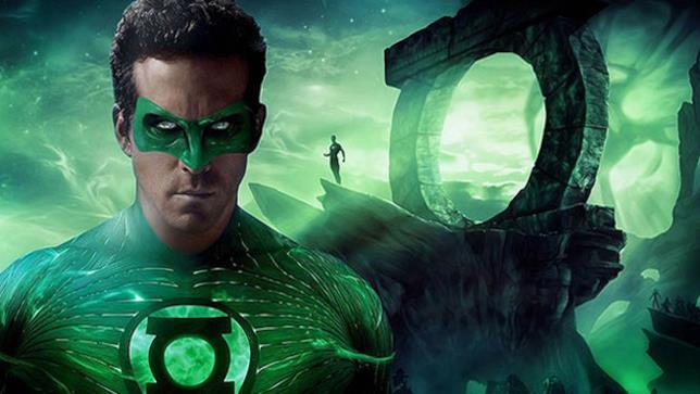 Lanterna Verde, film con Ryan Reynolds