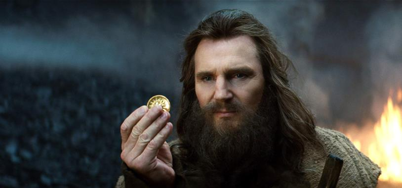 Liam Neeson è Zeus, il re degli Dei