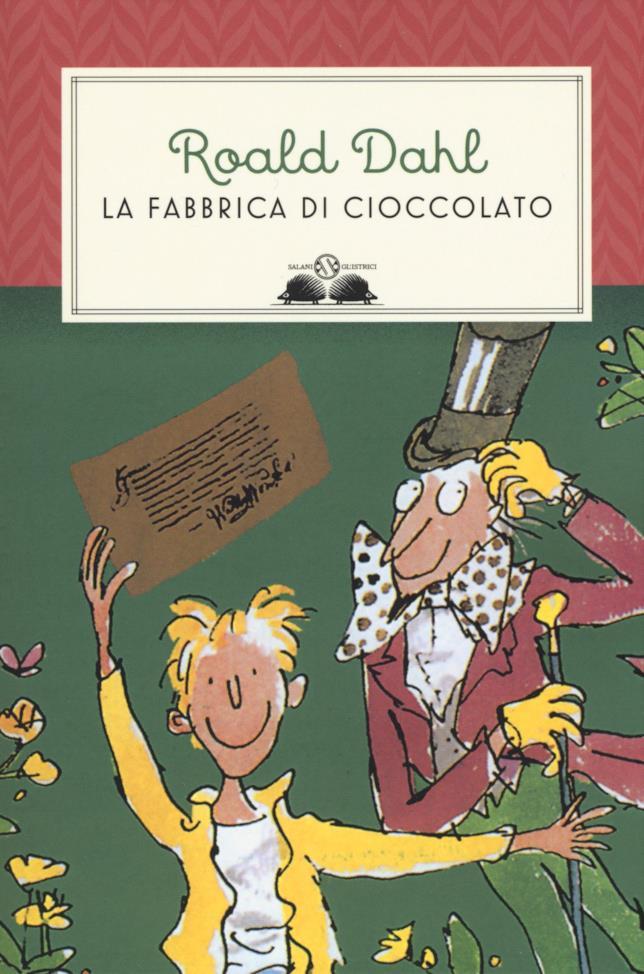 La fabbrica di cioccolato di Roald Dahl