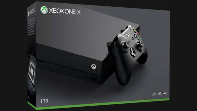Xbox One X costerà 499,99 euro