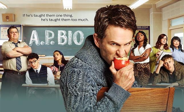 Serie TV A.P. Bio di NBC