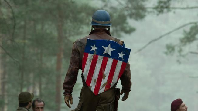Capitan America ne Il Primo Vendicatore