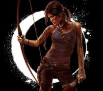 Lara Croft in un artwork di Shadow of the Tomb Raider