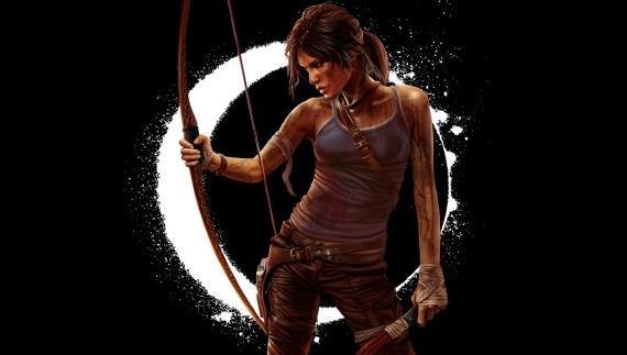 Lara Croft in un artwork di Shadow of the Tomb Raider