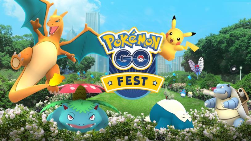 Un anno di Pokémon GO