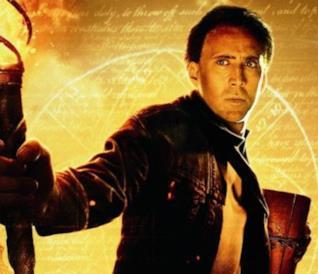 Il Mistero dei Templari con Nicolas Cage