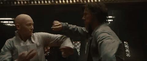 Doctor Strange - Gif dal film