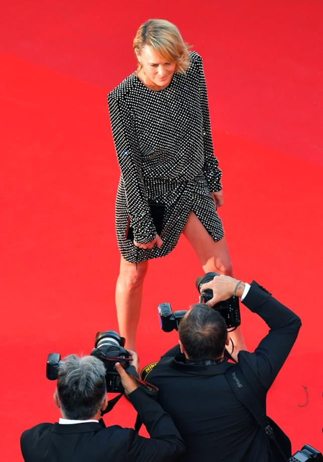 Cannes 70, arriva la Lady Macbeth di Hollywood Robin Wright