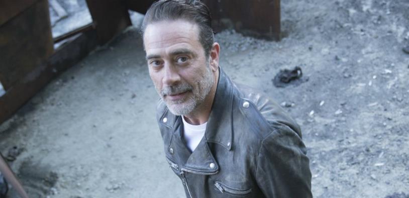 The Walking Dead: Negan prima di finire in cella