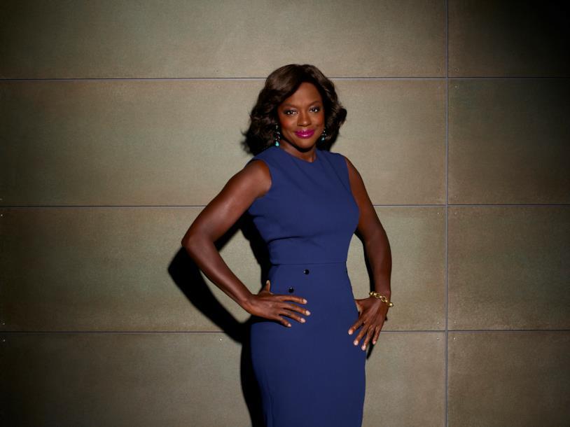 Viola Davis, protagonista de Le regole del delitto perfetto