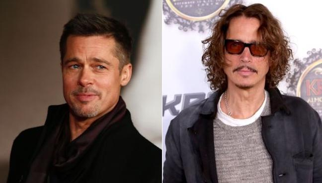 Brad Pitt e Chris Cornell