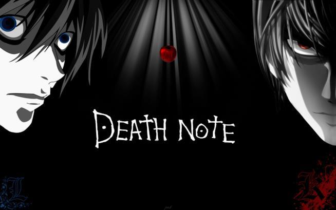 Elle e Light pronti a sfidarsi in Death Note