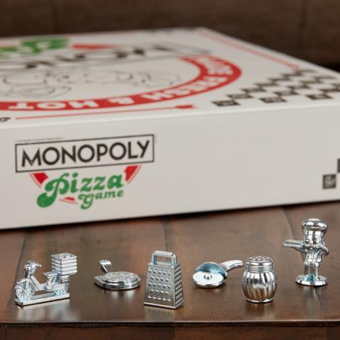 Pedine Monopoly Pizza