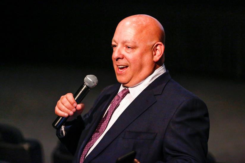 L'autore Brian Michael Bendis
