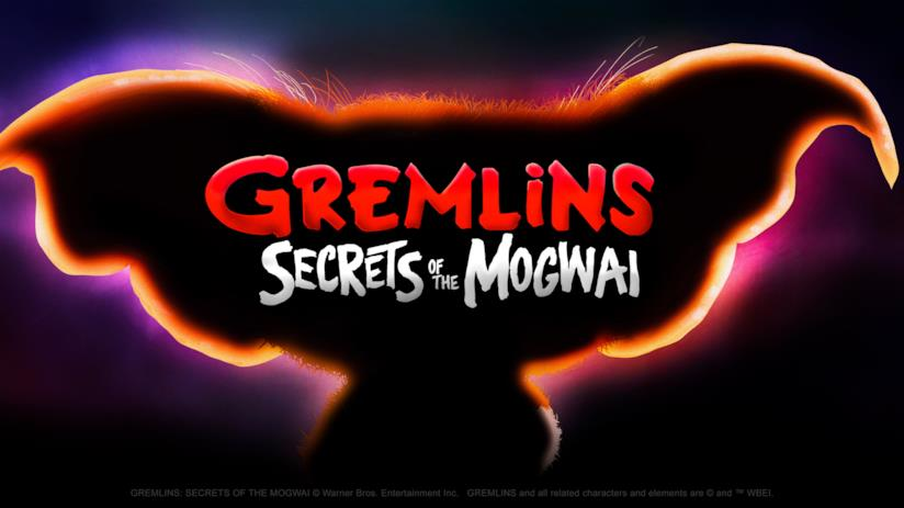 Gremlins: Secrets of the Mogwai, prima immagine con logo