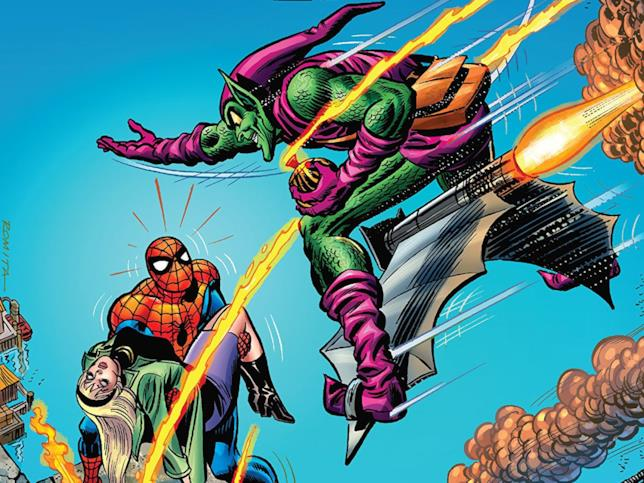 Cover di Amazing Spider-Man Epic Collection: The Goblin's Last Stand