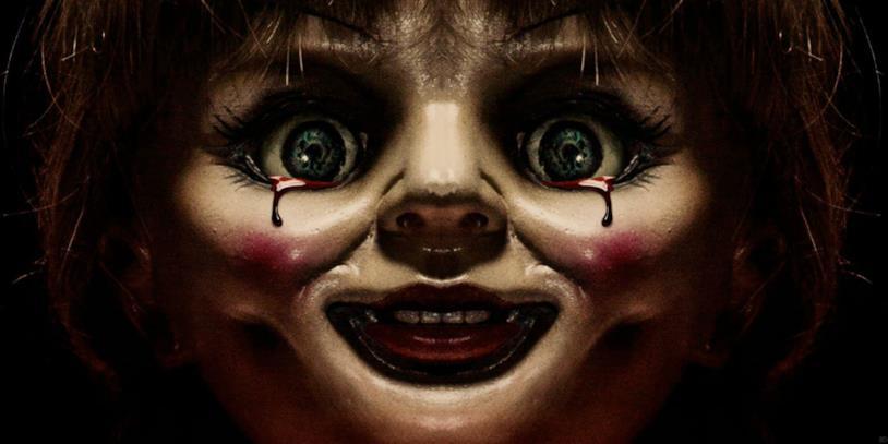 Annabelle: un'immagine della bambola