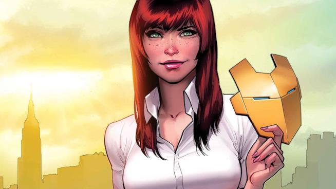 Mary Jane nei fumetti Marvel