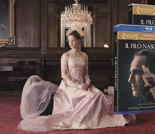 Una scena del film e il dettaglio delle edizioni homevideo