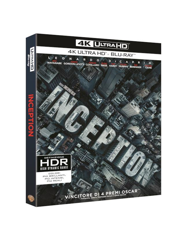 Inception, 4K Ultra HD