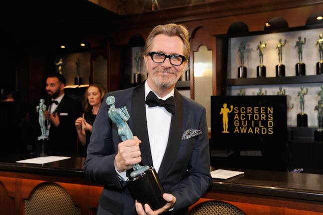 Gary Oldman e il suo SAG Awards