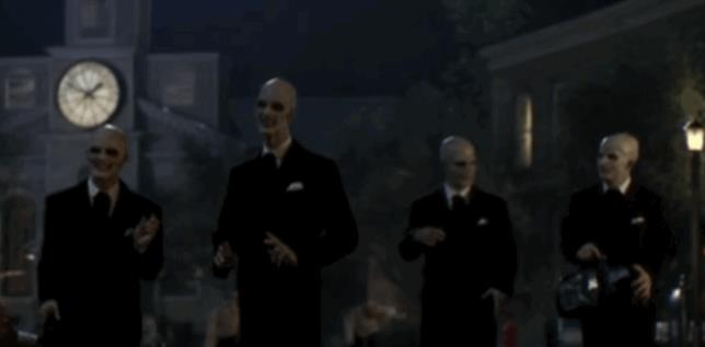 I Gentiluomini in Buffy