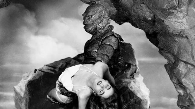 Il mostro della laguna nera al cinema
