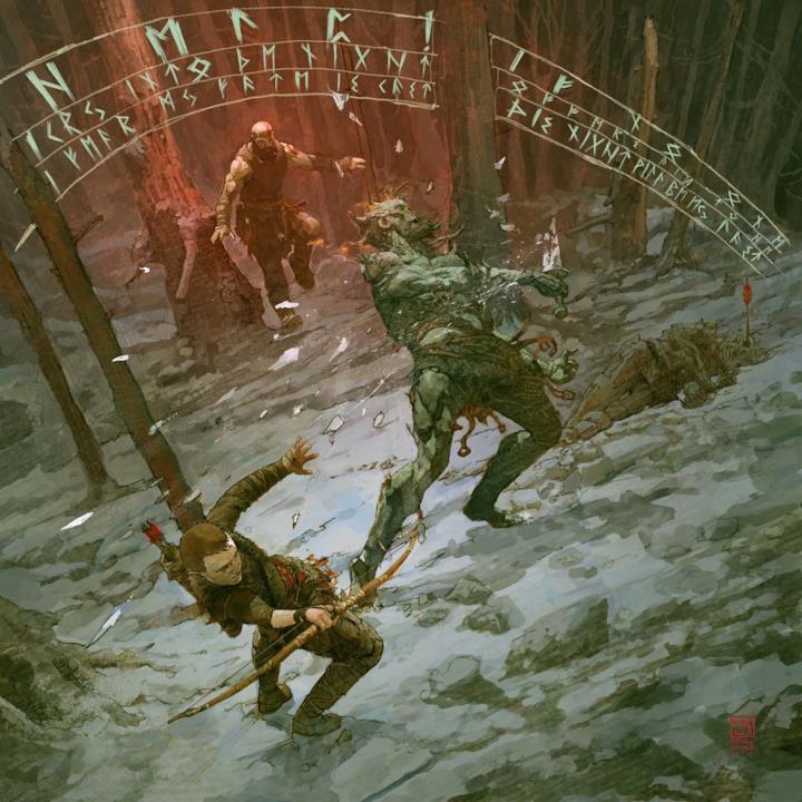 Godof War: A Call From The Wilds regala immagini inedite di God of War per PS4