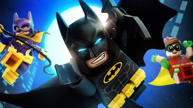 Il poster di Lego Batman - Il Film