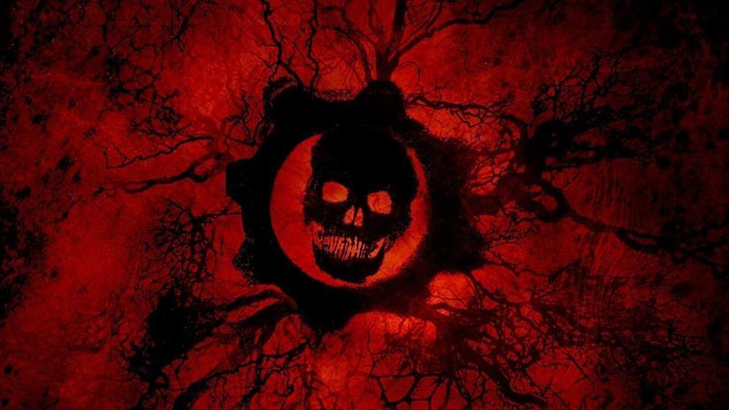 Il logo del franchise Gears of War