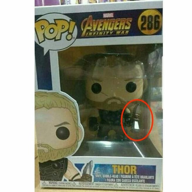 La nuova arma di Thor in Infinity War?