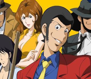 Lupin III protagonisti