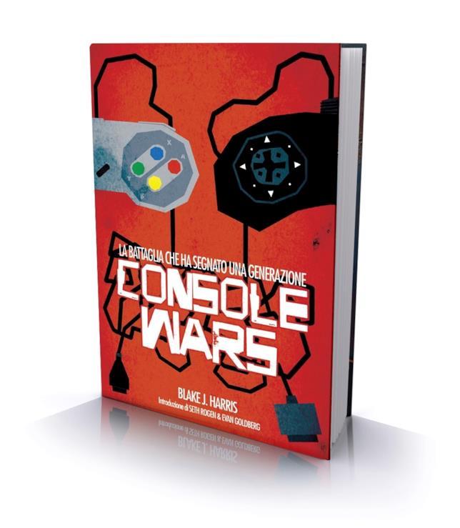 Il libro Console Wars diventa una serie TV